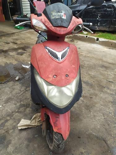 Imagem 1 de 7 de Suzuki Burgman 125cc 2007 Sucata Somente Peças