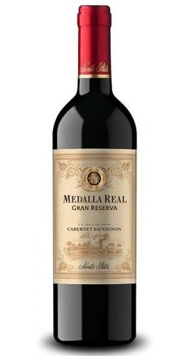 Medalla Real Gran Reserva Cabernet Sauvignon - Caja 6 Vinos