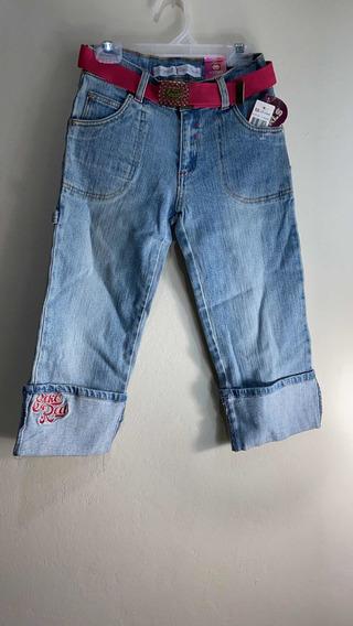 Jeans Capri Ecko Red Foundry