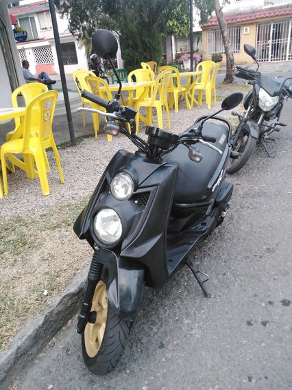 Moto Bws X Modelo 2015