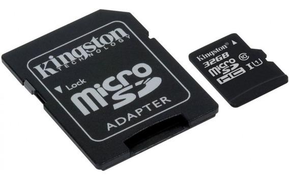 Cartão De Memória Sandisk Sdsdql-032g-g35 Ultra 32g+original
