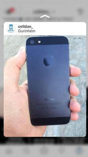 iPhone 5 16gb Com Marcas De Uso