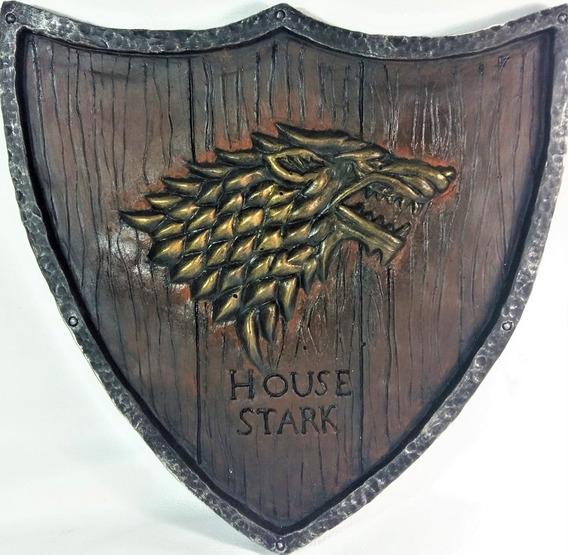 Escudo Game Of Thrones Casa Stark