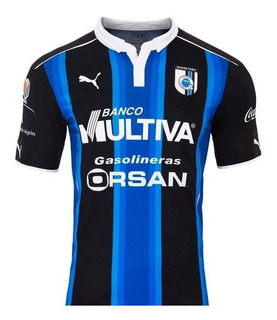 Jersey Puma De Local Del Queretaro Version Jugador