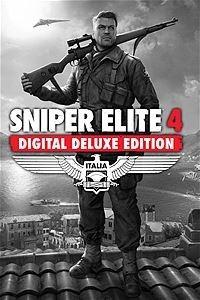 Sniper Elite 4 Deluxe Edition (mídia Física) Frete Gratis
