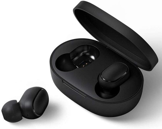 Fone Ouvido C/ Fio Bluetooth Tws Redmi Airdots Xiaomi Musica