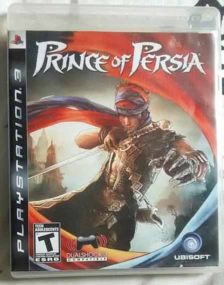 Prince Of Persia (2008) Ps3 Midia Fisica