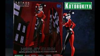 Dc Kotobukiya Artfx - Harley Quinn - Batman Animated Serie
