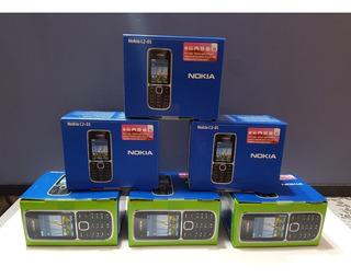 Celular Nokia C201 Desbloq 3g Novo/lacrado - Nacional