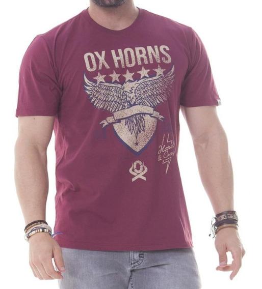 Camiseta Masculina Águia - Ox Horns - R$59,90