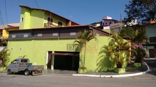Sobrado Com 2 Dormitórios À Venda, No Parque Do Carmo, 78 M² Por R$ 400.000,00 - São Paulo/sp - So3241