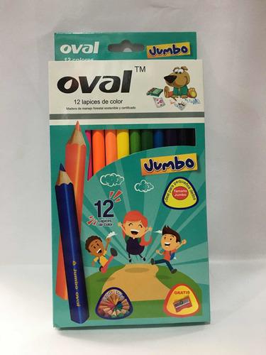12 Colores Jumbo