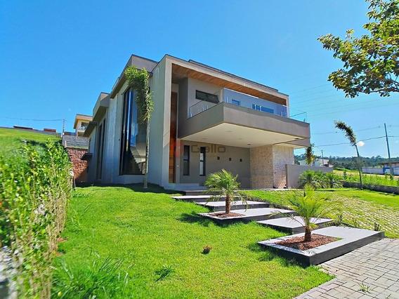 Casa À Venda Em Condomínio Campo De Toscana - Ca006196