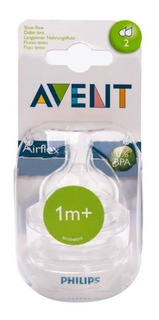 Tetinas Fluir Lento - Philips Avent
