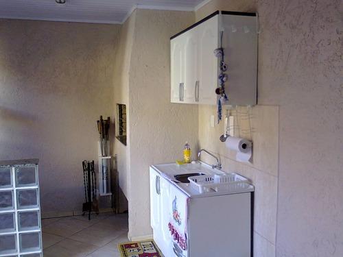 Casa Residencial Térrea No Bairro Hípica - 530