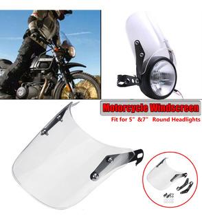 Soporte Para Parabrisas De Motocicleta, Transparente, Para 5