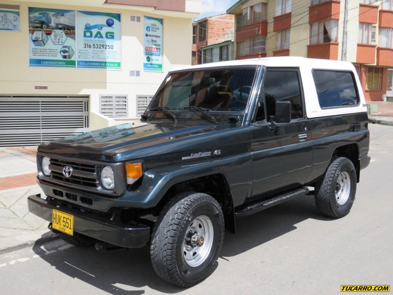 Toyota Land Cruiser Mt 4500cc 4x4