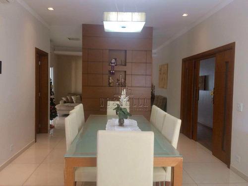 Imagem 1 de 28 de Casa De Condomínio Com 5 Dorms, Jardim São Marcos I, Jaboticabal, Cod: 1722193 - V1722193