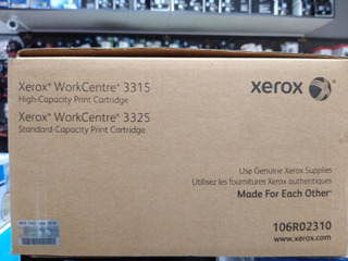 Toner Xerox 3315 /3325 106r02310