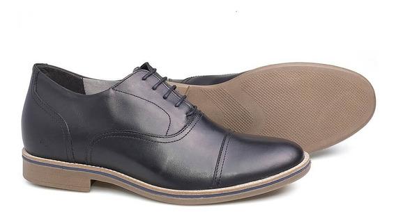 Sapato Masculino Rafarillo Windsor Alth Preto 7103-02-pt