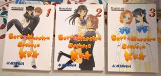Lote Manga Será Nuestro Secreto 1 Al 3 Mangaline Shoujo