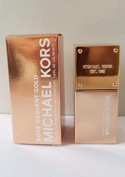 Perfume Michael Kors Rose Radiant Gold Feminin 30ml Original