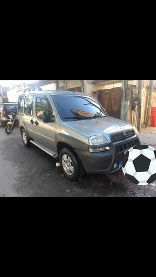 Fiat Doblo 1.8 Adventure Flex 5p 2008