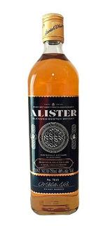 Scotch Whisky Alister 1/750ml/40% Caja 12 Pzas