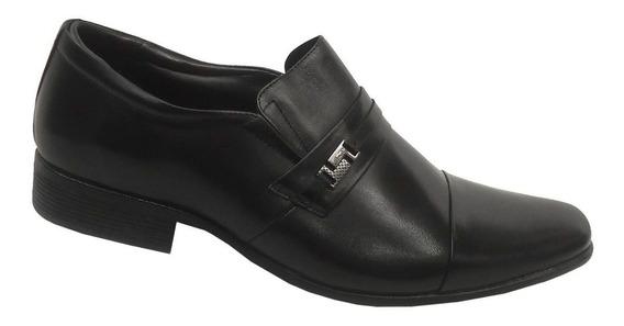 Sapato Masculino Couro Pelica Jota Pe 17010