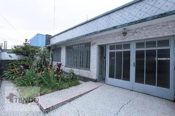 Sobrado 154 M² - 3 Dormitórios - Nova Gerti - São Caetano Do Sul/sp - So0171