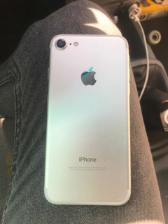 iPhone 7 32gb Silver Liberado De Fábrica (240$)