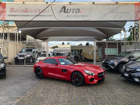 Mercedes-benz, Amg, Gt 4.0 S At