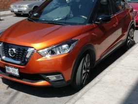 Nissan Kicks 1.6 Bitono At Cvt 2018