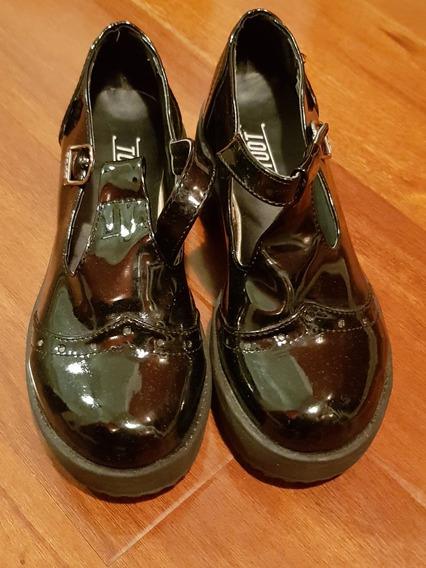 Zapatos De Nena Toots