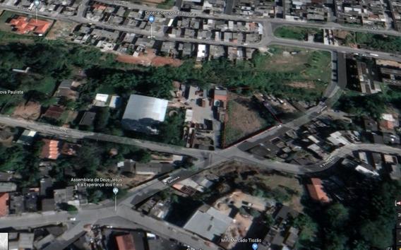 Terreno Oportunidade Itapevi - Sp - Jd Paulista - 493