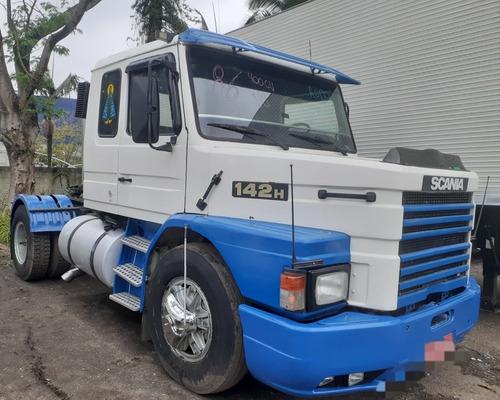 Scania 142 V8 4x2 Cama Gaúcha Temos 113=320 113=360