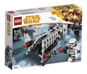 75207 Lego Star Wars - Conjunto De Combate Patrulha Imperial