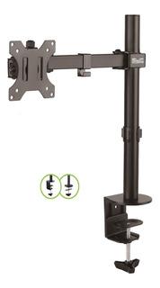 Base Ajustable Para Monitor 13-32 Klip Kpm-300 Soporte