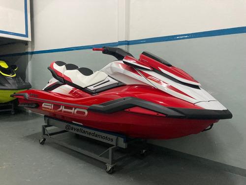 Imagen 1 de 13 de Moto De Agua Yamaha Fx Cruiser Svho Turbo 2021