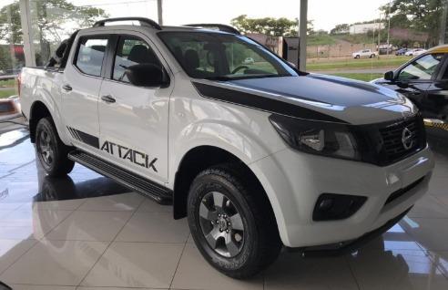 Nissan Frontier Attack Diesel 4x4 Aut 20/20 0km Ipva 2020