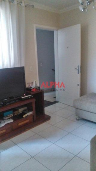 Apartamento No Bairro Jardim Riacho Das Pedras Em Contagem - 7829