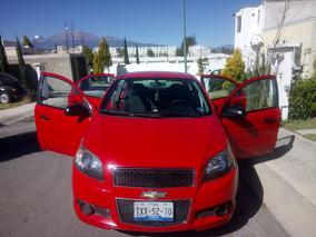 Chevrolet Aveo 1.6 Ls 5vel Aa Mt Unico Dueño 2013