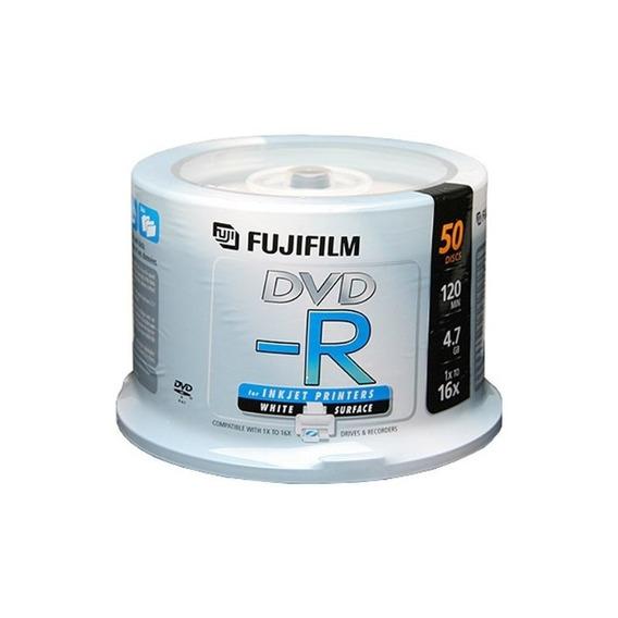 El Gran Dvd-r De Fuji, 600004139, 4.7gb, 16x, Imprimible De