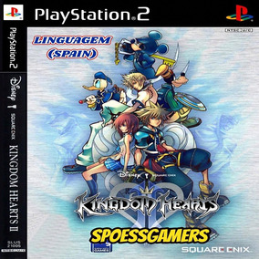 Kingdom Hearts 2 Ps2 Patch Spain Desbloqueado