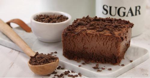 Cuadrado Mousse De Chocolate