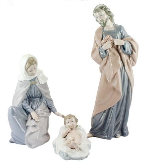 Nacimiento De Porcelana Nao By Lladró