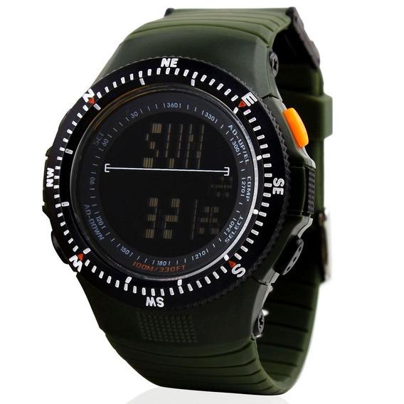 Relógio Tático Militar Skmei 0989 Prova D