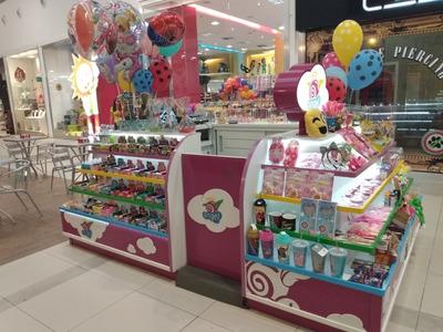 Kioske, Voltado Para Crianças E Adolescentes
