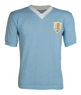 Camisa Retrô Uruguai 1950