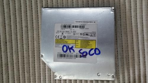 Gravador E Leitor De Dvd/cd Sata  Ts-u633 Só Lê Cd Cod 2762